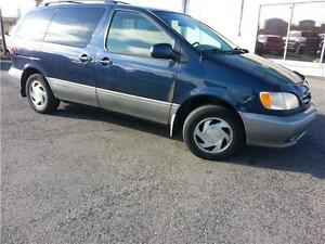 2003 Toyota Sienna LE / MAGS / DVD / GROUPE ELECTRIQUE