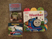 3 Thomas The Tank Engine Books (2 hardback, 1 soft paperback)
