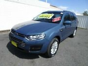 2015 Ford Territory SZ MK2 TX (RWD) Aero Blue 6 Speed Automatic Wagon Nowra Nowra-Bomaderry Preview