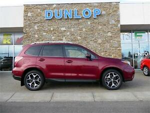 2015 Subaru Forester XT Limited LEATHER NAV MOONROOF SUPER NICE!