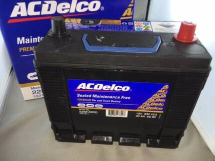 NEW AC DELCO 22NF330D SMF 43D CCA 330 Car Battery