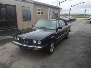 1989 BMW 3 Series 325iC**GREAT CONDITION**CONVERTIBLE***E30 London Ontario image 3