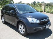 2007 Honda CR-V RE MY2007 4WD Black 5 Speed Automatic Wagon Enfield Port Adelaide Area Preview