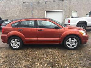 2008 Dodge Caliber SXT AUTO = ONLY 118K = HEATED SEATS = SUNROOF Edmonton Edmonton Area image 5
