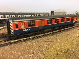 BACHMANN TEST CAR 6 - DERBY RESEARCH LIVERY - MODELZONE EXCLUSIVE