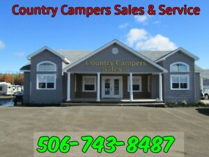 Country Campers Sales and Service