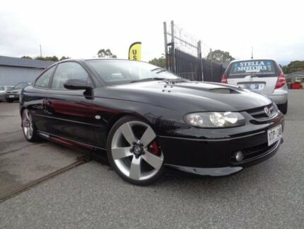 2002 Holden Monaro V2 CV8 6 Speed Manual Coupe Pooraka Salisbury Area Preview