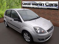 FORD FIESTA 1.25 Zetec 5dr [Climate] (silver) 2006