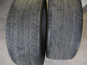 GREAT PAIR OF 235/40R19 $40 FOR BOTH.