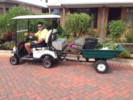 Electric Utility Vehicle. Forrestfield Kalamunda Area Preview