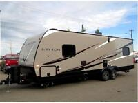 NEW SKYLINE LAYTON 275 RC TOY HAULER TRAVEL TRAILER