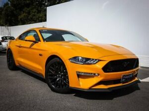 2019 Ford Mustang FN 2019MY GT Fastback SelectShift RWD Orange 10 Speed Sports Automatic Fastback Maddington Gosnells Area Preview