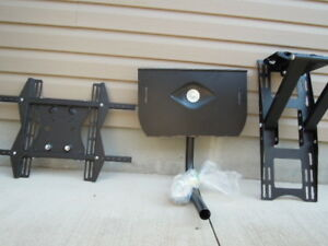 3 TV Wall Mounts