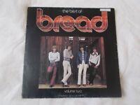 Vinyl LP The Best Of Bread Vol 2 – Bread Elektra K 42161 Stereo 1973