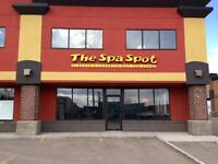 Spa Spot Grande Prairie - Hot Tub Domination Sale - ENDS SUNDAY