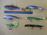 PIKE LURES + much much more