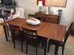 Dining Room Set 10 piece
