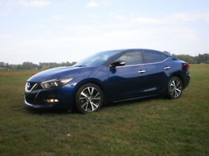 "Nissan Maxima SV 2016 - GPS-CAMÉRA-MAGS 18"" TECH PACK CLEAN"