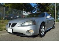 2004 PONTIAC GRAND PRIX GT*NO ACCIDENTS*AUTO*LOADED&CERTIFIED