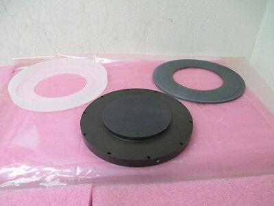 LAM 839-800325-202 Chuck Pedestal ESC, 716-800951-001 Quartz Ring, Cover, 409760