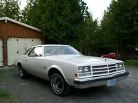 1976 Buick Century. 32,000 miles. Never modified.