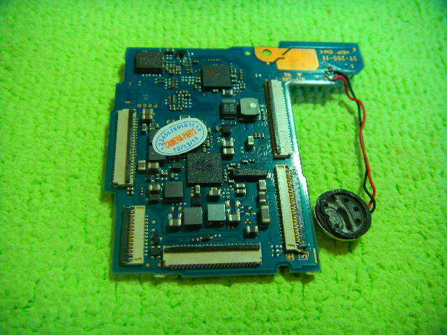 GENUINE SONY DSC-H55 SYSTEM MAIN BOARD FOR REPAIR