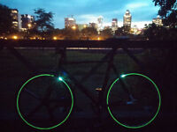 Promotion D-Lights Bike the NEW light bike concept for you !
