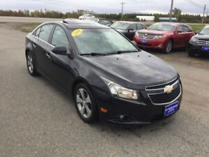 2011 Chevrolet Cruze LTZ Turbo