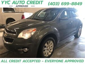 2012 Chevrolet Equinox 2LT *$99 DOWN EVERYONE APPROVED*