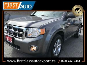 Ford Escape - Nice and Clean SUV - FLEX FUEL - 6 SPEED AUTOMATIC