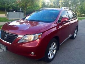 2010 Lexus RX SUV, Crossover for $20,500