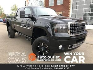 2012 GMC Sierra 3500HD Denali 4x4 Crew Cab Long Box