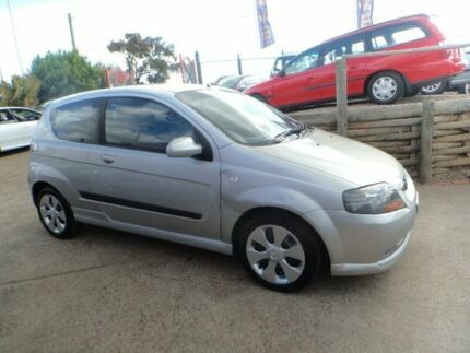 2007 Holden Barina TK MY07 Silver 4 Speed Automatic Hatchback North St Marys Penrith Area Preview