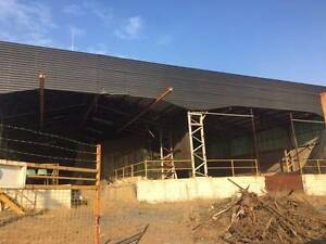 FREE Zinc Corragated Sheeting Benaraby Gladstone City Preview