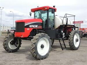 2006 Apache AS1010 Sprayer - 100', 1000gal, Outback GPS, 1653hrs