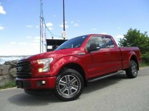 2015 FORD F-150 XLT SPORT V8 (REVERSE CAM, ALLOYS, FOGS, REMOTE