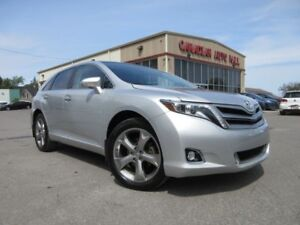 2014 Toyota Venza V6, AWD, LEATHER, ROOF, 70K!