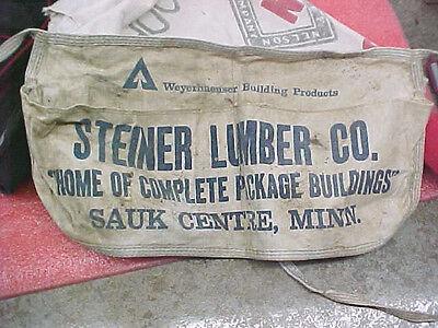 FT1 Vintage Weyerhaeuser Building Products Steiner Lumber Sauk Centre Minn Mn