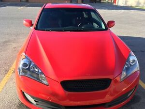 2010 Hyundai Genesis Coupe GT, Stage 1 mods, excellent condition