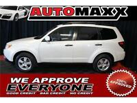 2012 Subaru Forester 2.5X Convenience $169 Bi-Weekly! APPLY NOW!