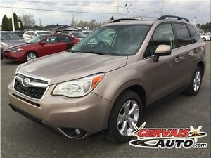 Subaru Forester Limited AWD Cuir Toit Pano MAGS **Pneus neufs**