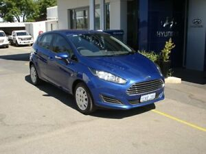 2013 Ford Fiesta Winning Blue Automatic Hatchback Northam Northam Area Preview