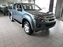 2015 Isuzu D-MAX LS-T Mineral Grey Automatic Dual Cab Thornleigh Hornsby Area Preview