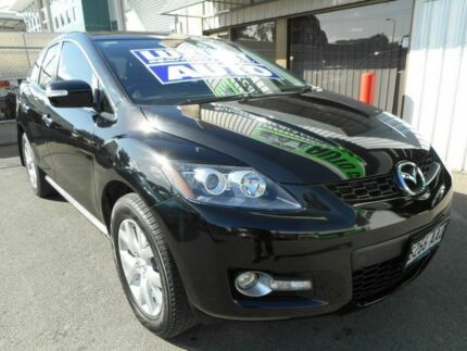 2008 Mazda CX-7 ER1031 MY07 Luxury Black 6 Speed Sports Automatic Wagon Edwardstown Marion Area Preview