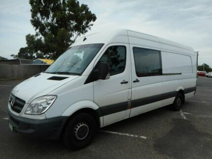 Mercedes benz sprinter long in adelaide region sa gumtree 2011 mercedes benz sprinter 416 cdi white manual van fandeluxe Gallery