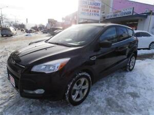 2013 Ford Escape SE SUV One owner Black Only 110,000km