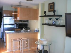 $1999 /1br +den,Downtown Vancouver,Furnished/Parking/Cable/Inter