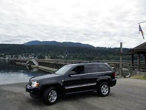 2007 Jeep Grand Cherokee Limited Diesel 153,842 kilometers