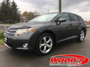 2009 TOYOTA VENZA AWD **SOLD**