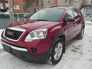 2010 GMC ACADIA SLE1/...7 SEATER  AWD  FINANCEMENT  $64 SEMAINE